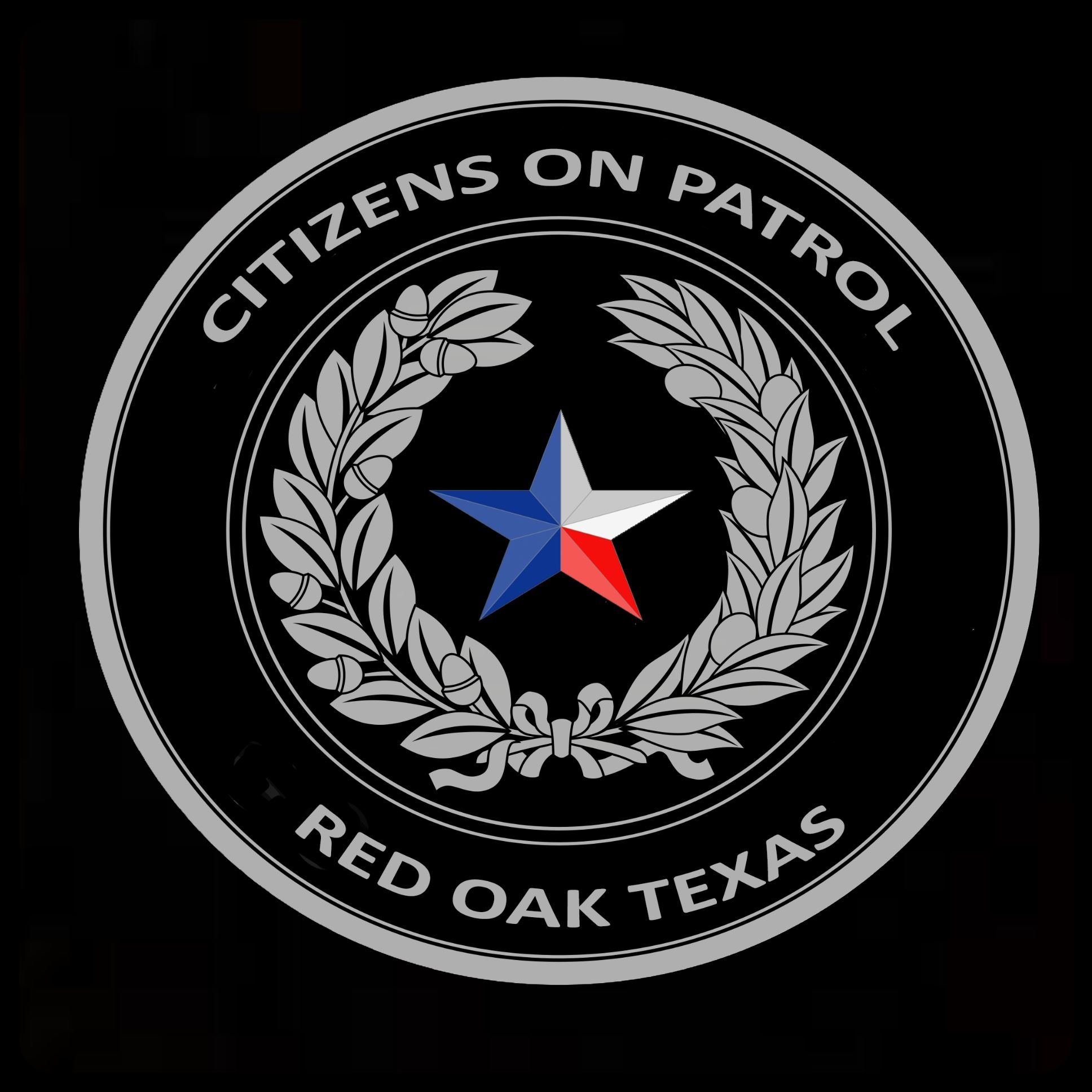 Citzens on Patrol Logo