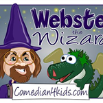 webster wizard sign color
