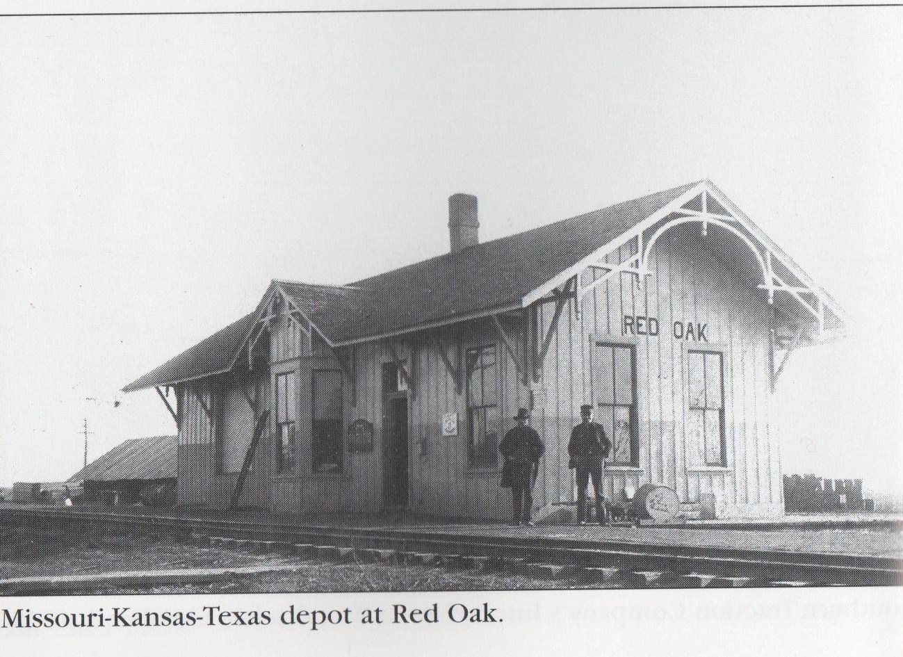 Red Oak Train Depot