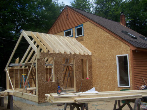 Residential building permit red oak tx official website for Building onto a house